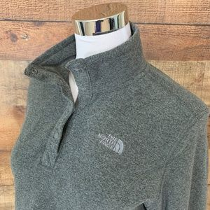The North Face Jackets & Coats - The North Face Pullover Fleece Size M